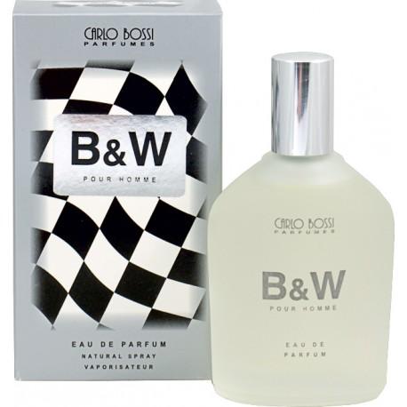 B&W Silver