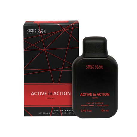 Active in Action Red