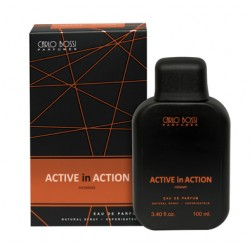 Active in Action Orange